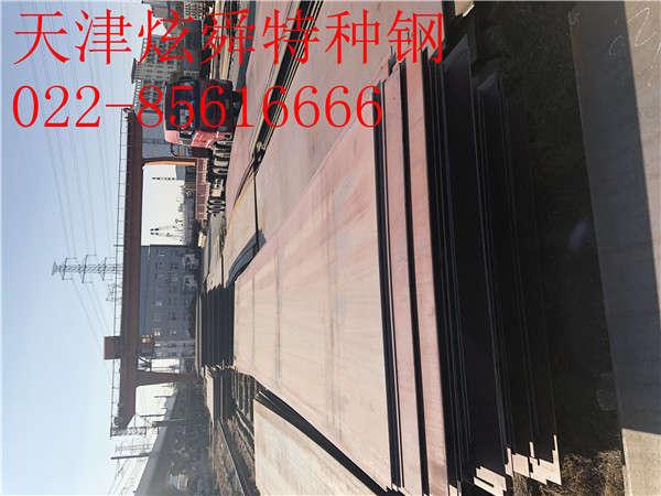 江西省nm450耐磨钢板; 批发市场出货量放大库存开始明显下降